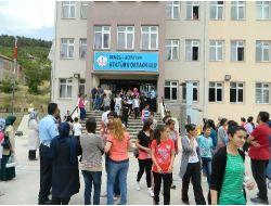 Acıpayamda Sbsye 881 Öğrenci Katıldı