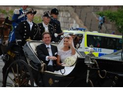 İsveç Prensesi Madeleine, Dünya Evine Girdi!