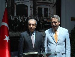 Bakan Eker, Diyarbakır Valisi Kıraçı Ziyaret Etti!