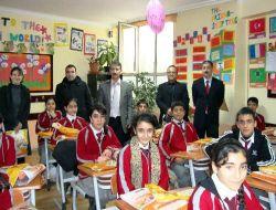 Özel Emine Nakıboğlu İlköğretim Okulu, Kardeş Okul Öğrencilerini Ağırladı