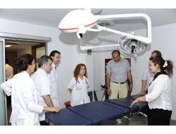 Rektör Attar:tıp Fakültesi Araştırma Hastanesini Bölgede Marka Yapacağız