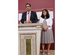 Bdpli Baluken: Meclisin Tatil Edilmemesi Gerektiğini Düşünüyoruz