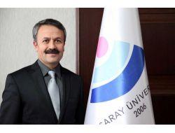 Rektör Acar, Gezi Parkı Eylemlerini Değerlendirdi
