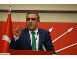 Chp Genel Başkan Yardımcısı Tanrıkulu: Başbakandan Özür Bekliyorum