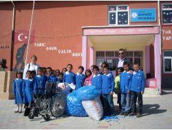 Köy Okulundan Anlamlı Kampanya