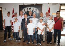 Van'dan Ereğli'ye Kardeşlik Köprüsü Uzandı