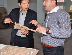 Kasiad, Samsun İle Moğolistan Arasında Ticaret Köprüsü Kuruyor