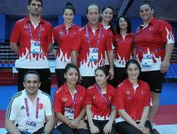 Judocular Akdeniz Oyunlarına Hazır