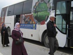 Huzurevi Sakinleri Çanakkaleye Gitti