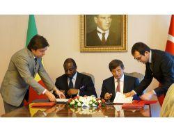 Mali İle 2 Önemli Anlaşma İmzalandı