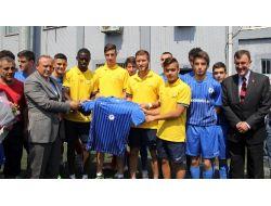Trabzonda Fıfa U20 Heyecanı