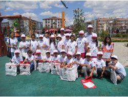 Çevre Eğitim Parkını, 2 Yılda 15 Bin Öğrenci Gezdi