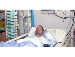 Türk Şoför, Gece Yarısı Evinde Saldırıya Uğradı