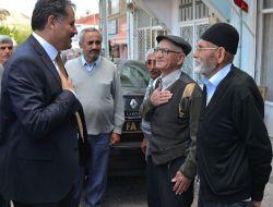 Başkan Çakır, Doğanşehirlilere Büyükşehir Statüsünün Avantajlarını Anlattı
