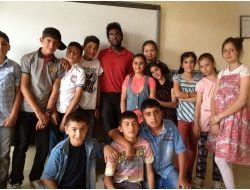 Serhat Kolejinin İngilizce Yaz Tatil Kampı İlgi Gördü