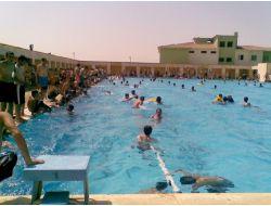 Batman Olimpik Yüzme Havuzu Sezonu Açtı