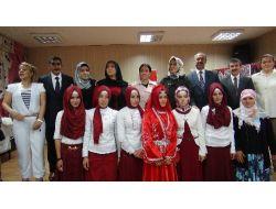 Hasköy Halk Eğitim Merkezinde Yıl Sonu Sergisi Açıldı