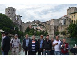 Aksiad, Bosnaya İş Gezisi Düzenledi
