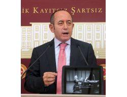 Chpli Hamzaçebi'den Tbmmde Sessiz Protesto