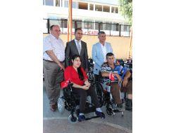 Tekerlekli Sandalye Hayali 30 Yıl Sonra Gerçek Oldu