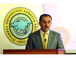 'Türkiye Avrasya Çalışmaları Çalıştayı' Başladı