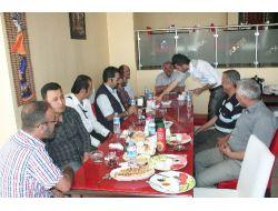 Nevşehir Yeni Lale Sanayi Sitesindeki Yangın