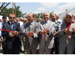 Demiryurt Köyünde Türk İşi Kurdela Nakışı Sergisi Açıldı