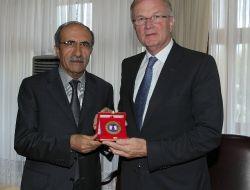 Büyükelçi Pohl: 2014 Yılının Türk-alman Yılı Olmasını Arzu Ediyoruz