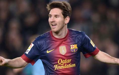 Messi ifade verecek!!