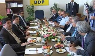 Akil İnsanlar - BDP görüşmesi