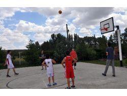 Sorgun 12 Dev Adam Basketbol Okulu Sporcuları Piknikte Buluştu