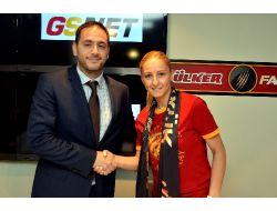 Nihan Güneyligil Galatasaray Daikinde