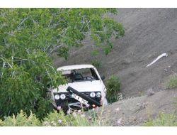 İskilipte Trafik Kazası: 5 Yaralı