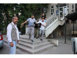 Kablo Hırsızlığı Zanlıları Tutuklandı