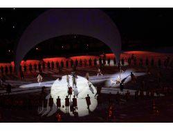 Akdeniz Oyunlarının Açılış Törenine Sahne Gösterileri Damga Vurdu