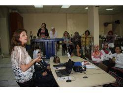 Kadın Kursiyerlere Kanser Eğitimi