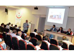 Hastane Enfeksiyonlarını Önlemeye Yönelik Eğitim Başlatıldı