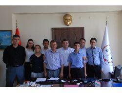Erzin Cumhuriyet Başsavcısından Şiirli Veda