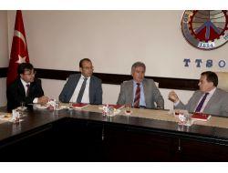 Trabzonun Yatırım İmkanları Ve İş Dünyasının Sorunları Belirleniyor