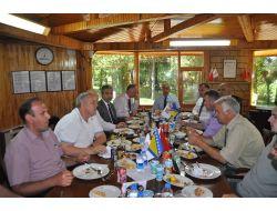 Gesiad, Bosna Hersekli İşadamlarını Ağırladı