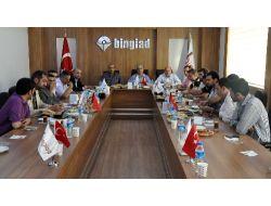 Bingiad Başkanı Arifoğlu: Olimpiyatlar Bingöl'ün Bir Festivali Oldu