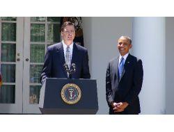Obama Comeyi Fbı Başkanlığına Resmen Aday Gösterdi
