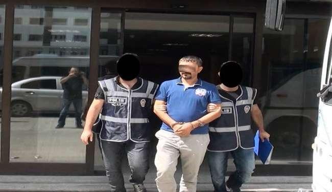 Gezi olaylarında tutuklama