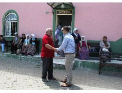Fatsada Cami - Cemevi Kardeşliği Hoşgörü Örneği Sunuyor