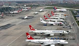 Atatürk Havalimanında Uçuş Rekoru Kırıldı
