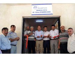 Kozanın Salmanlı Köyü Camisine Kavuştu
