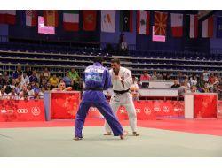 Judoda Hasan Vanlıoğlu Finale Yükseldi