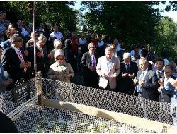 Başbakan Samsunda Eski Chp Milletvekilinin Mezarını Ziyaret Etti