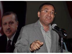 Bozdağ: Ak Parti İktidar Olana Kadar Alevi Kardeşlerimizin Derdini Soran Olmadı