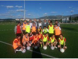Futbol Gelişim Direktörlüğünün İşbirliği Ziyaretleri Sürüyor